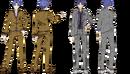 Shinji Matou Studio SHAFT FateExtra Last Encore Character Sheet