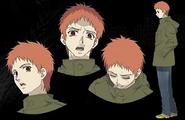 Ufotable character sheet Tomoe