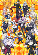 Fate Grand Carnival Promotional