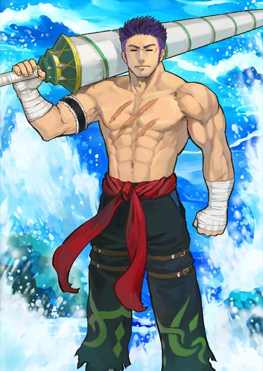 Сэйбер (Fate/Grand Order - Фергус)
