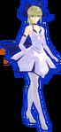 Fate Extella Artoria Pendragon's Pure Night Dress DLC