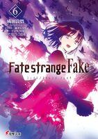 Fate strange fake novel Vol 6