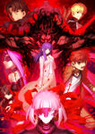 Fate Stay Night Heavens Feel Key Visual Heavens Feel Illustration by Takeuchi