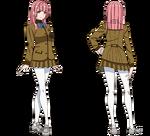 Misao Amari Studio SHAFT FateExtra Last Encore Character Sheet