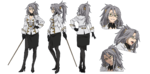 Celenike Icecolle Yggdmillennia A-1 Pictures Fate Apocrypha Character Sheet1
