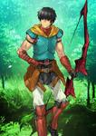 Archer Arash FGO 2