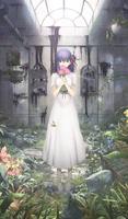 Fate Stay Night Heaven's Feel anime key art