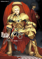 Fate Zero Manga Cover Vol 6