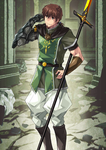 Лансер (Fate/Grand Order - Гектор)