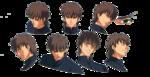 Ufotable Fate Zero Kirei Character Sheet2