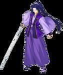 Assassin Takashi Takeuchi character select
