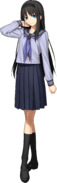 Akiha Tohno (Remake - Uniform)