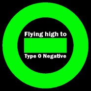 Flying high to Type O Negative