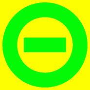 Logo yellow bkgd
