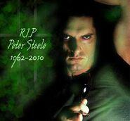 RIP Peter Steele