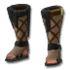 Scarlet Fury Boots