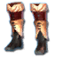 Feather-lined Boots