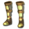 Light Bronze Boots