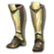 Heavy Bronze Boots