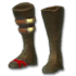 Crimson Spear Boots