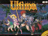 NES-Port of Ultima III