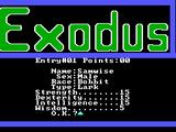 Character Attributes in Ultima III