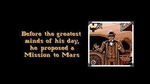 Worlds of Ultima - Martian Dreams Intro Cinematic