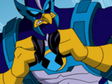 Águia Azul