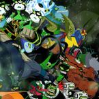 Alienígenas De Ben 10: Hora Do Herói
