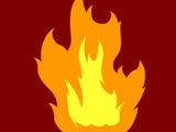 The Blazing Flame-Man (2015)