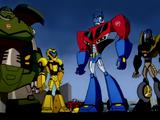 Ben e os Robôs, Parte 1