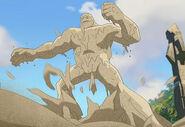 Homem-Areia Gigante