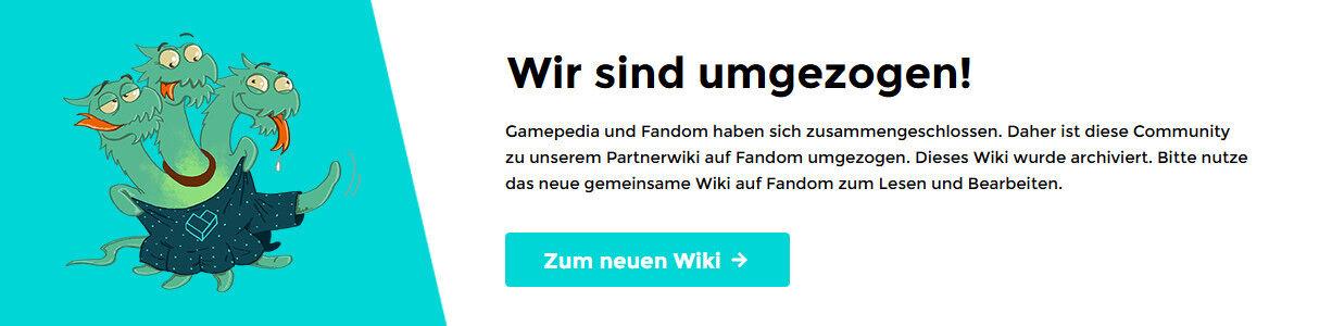 Gamepedia und Fandom haben sich zusammengeschlossen. Daher ist diese Community zu unserem Partnerwiki auf Fandom umgezogen. Dieses Wiki wurde archiviert. Bitte nutze das Star Wars - The Old Republic Wiki auf Fandom zum Lesen und Bearbeiten.