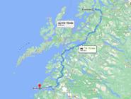Finnsnes to Bodø
