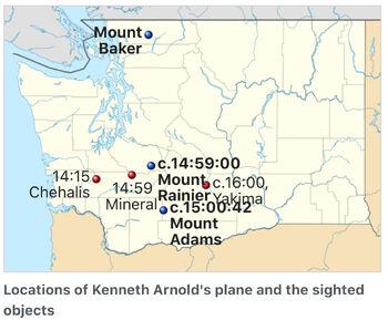 Kenneth Arnold sightings.jpeg