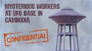 CLASSIFIED Secret Cambodia UFO Base on Bokor Mountain, Southeast Asia - Casino Workers are Aliens