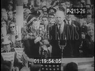 EISENHOWER SUFFERS HEART ATTACK - 1955