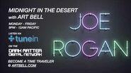 Midnight In The Desert - Art Bell with Joe Rogan (1st Hour) - 08-17-2015