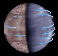 Venus Night and Day