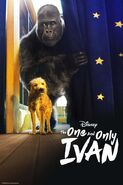 TITLECARD FILM The One and Only Ivan (2020)