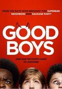 TITLECARD FILM Good Boys (2019)