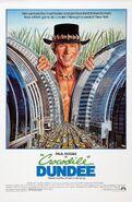 TITLECARD FILM Crocodile Dundee (1986)