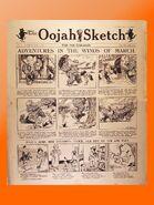 Oojah Sketch 4 Mar 1922