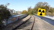 ABANDONED Chatham Docks Railway & Radioactive Land