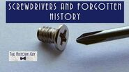 Robertson, Phillips, and the History of the Screwdriver