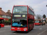 List of London school routes