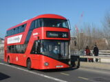 London Buses route 24