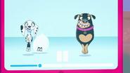 9 Dolly, Roxy, Snowball - Psie tańce