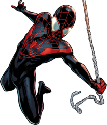 Miles, swinging.
