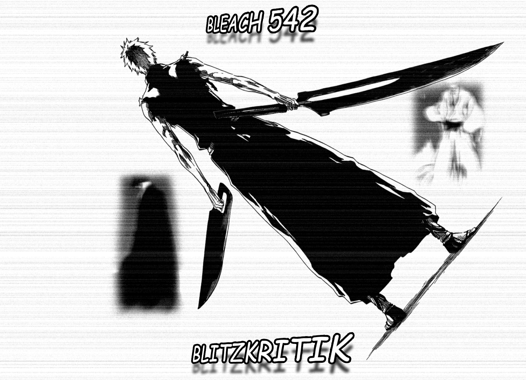 User blog:LastationLover5000/Blitzkritik: Bleach 542 and Naruto 635 - The  Blade Is Me and A New Wind | Ultimate Crossover Wiki